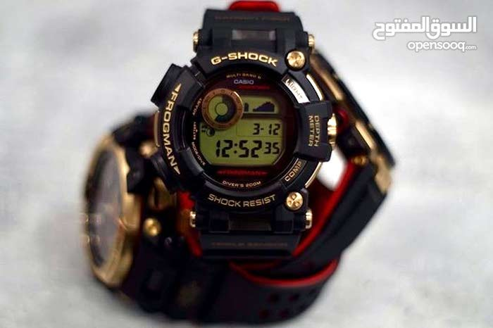 ساعة جي شوك G-Shock التورنادو ليمتيد اديشن