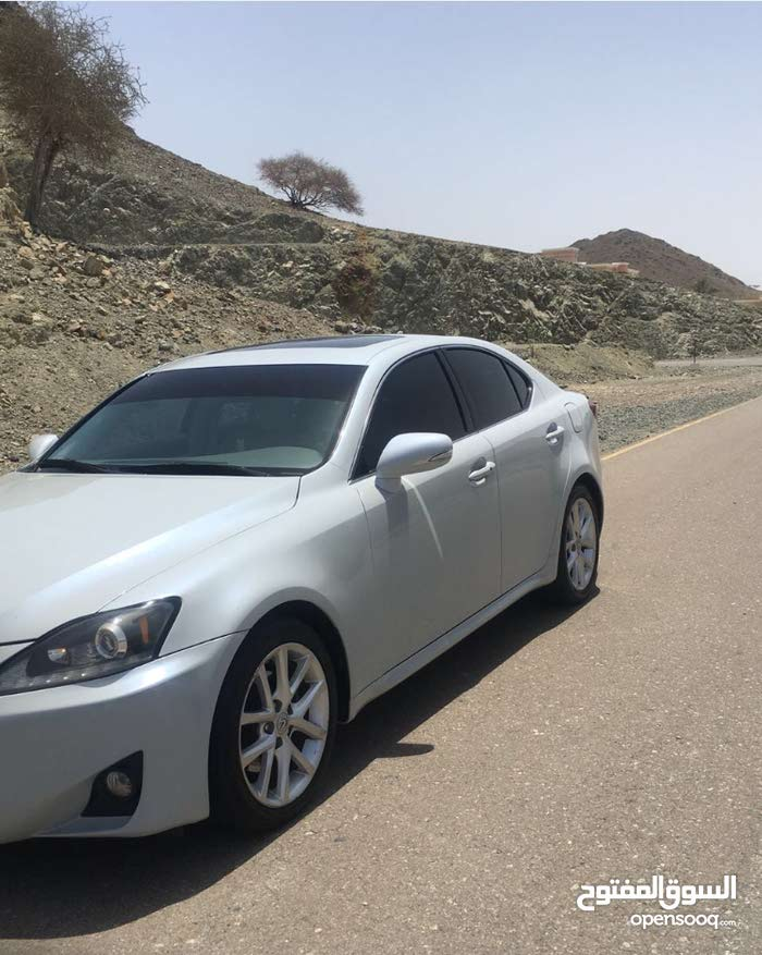 Available for sale! 0 km mileage Lexus IS 2011