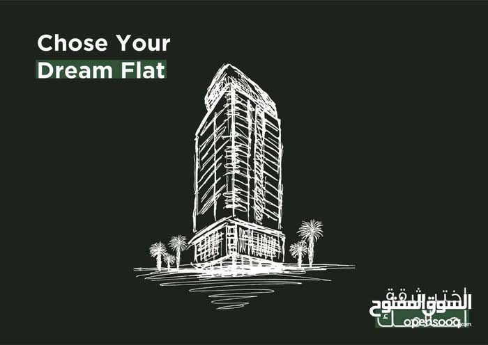 apartment for sale More than 5 directly in Ajman Downtown