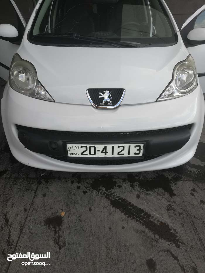 Used Peugeot 107 for sale in Amman