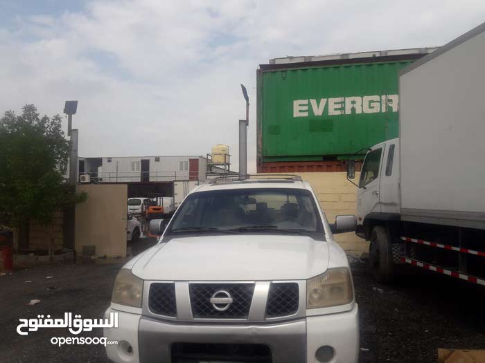 Nissan Armada car is available for sale, the car is in Used condition