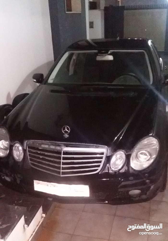 2007 E 320 for sale