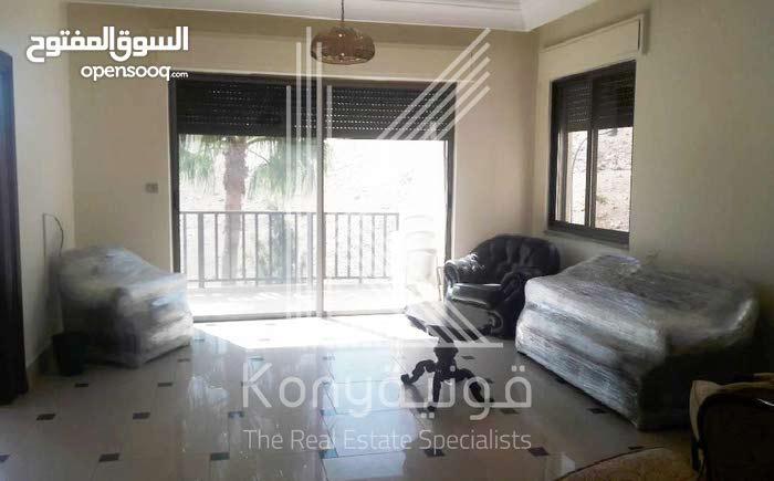 apartment in Amman Abdoun for rent