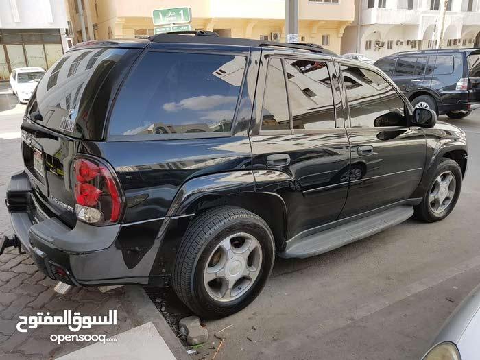Chevrolet Blazer for sale in Abu Dhabi