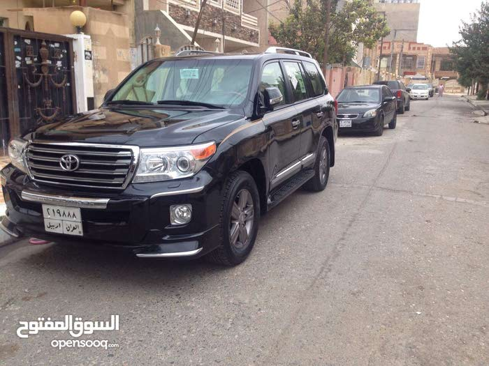For sale Toyota Land Cruiser car in Erbil