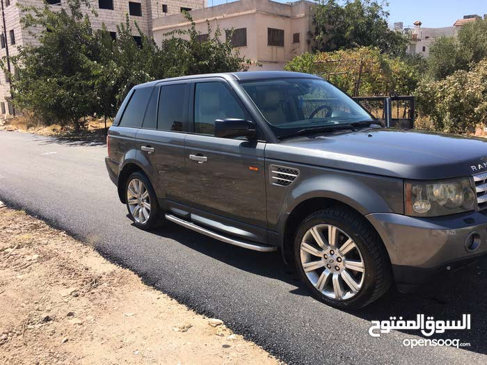 Land Rover Range Rover Sport car for sale 2006 in Irbid city