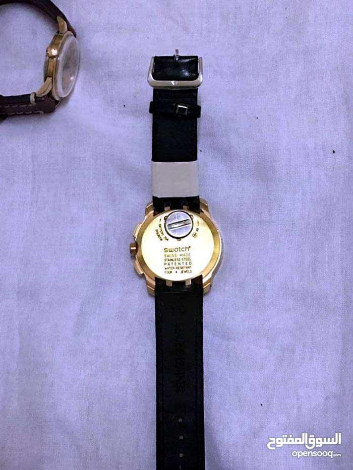 Swatch chrono vintage watch