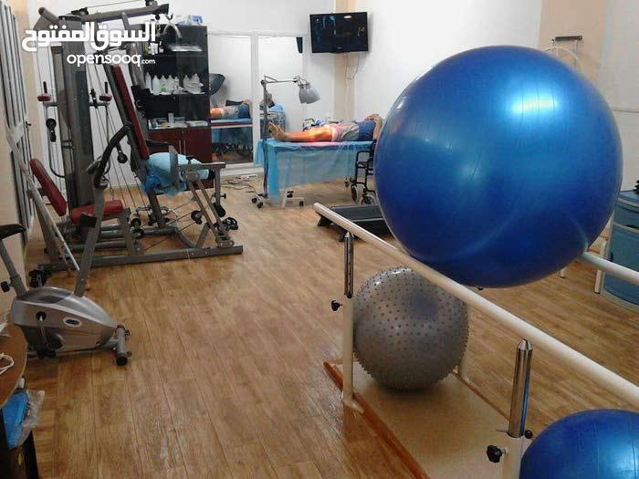 علاج طبيعي و طب رياضي