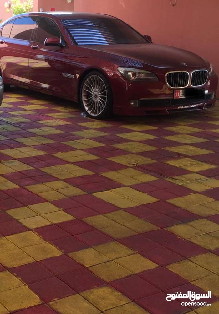Used BMW 750 in Al Ain