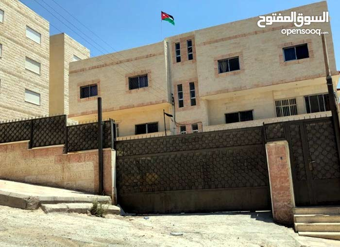 بناية استثمارية للبيع مشغولة لمشروع مدرسه قائم في الزرقاء الجديدة