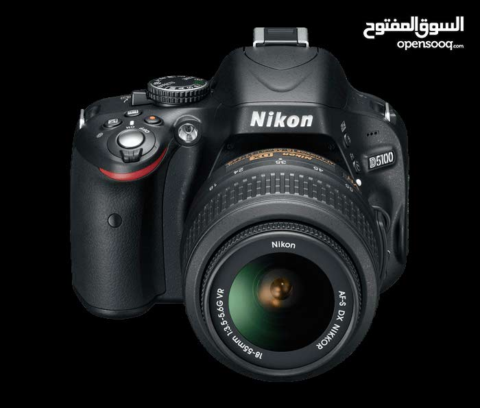 Nikon D5100 / Digital Full HD