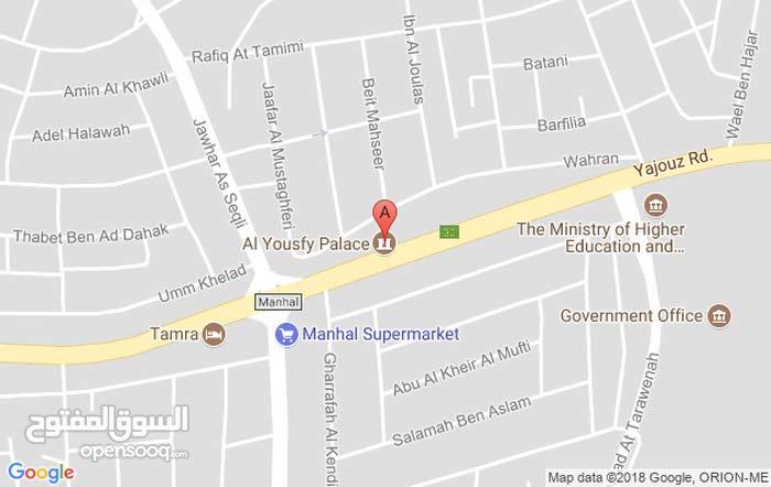 محل ازهار وهدايا للبيع في منطقة الجبيهه
