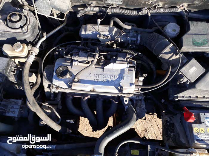 Manual Blue Mitsubishi 2000 for sale