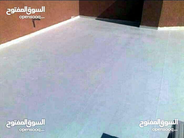 جيتاروف للاسطح ومعالجة الخرير والتشققات حماية للاسطح من مياه الامطار