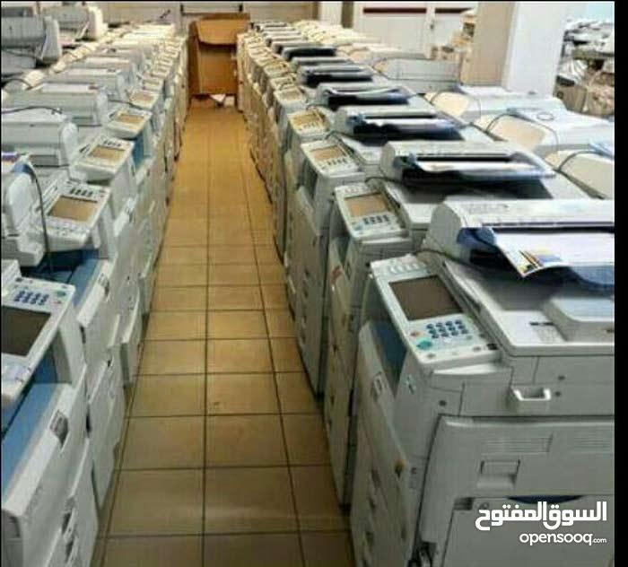 طابعات(ماكينات تصوير مكتبية)