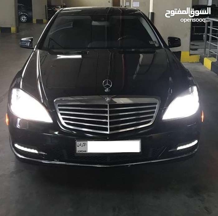 Used Mercedes Benz S 400 for sale in Amman
