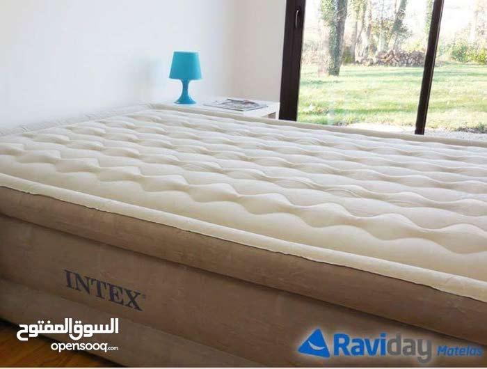 السرير الصحي الهوائي ماركة INTEX الامريكية