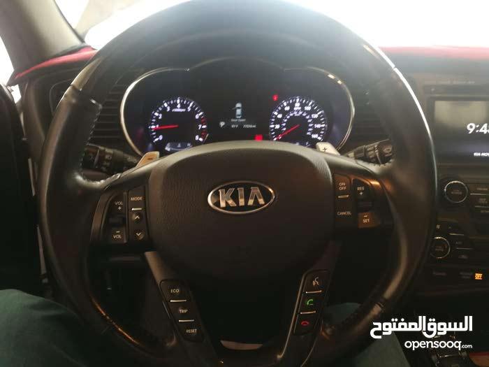 50,000 - 59,999 km mileage Kia Optima for sale