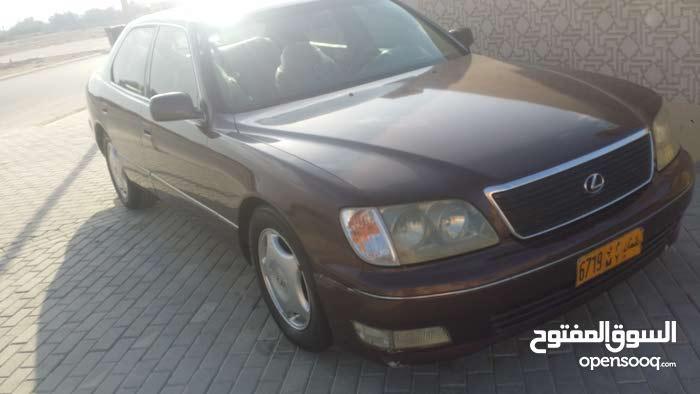 Lexus LS 1995 For Sale