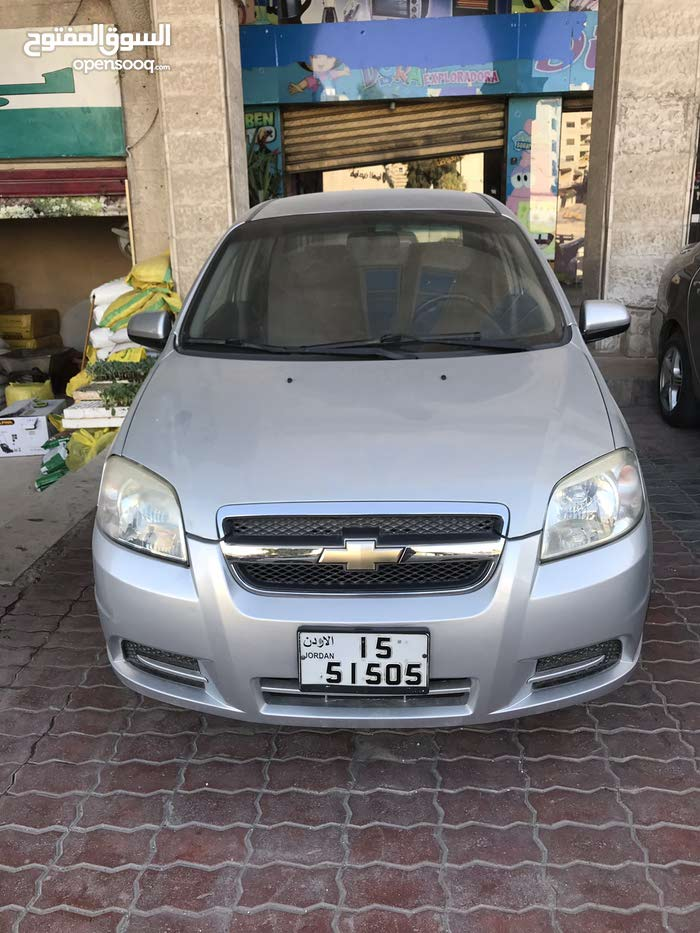 Chevrolet Aveo 2008 For Sale