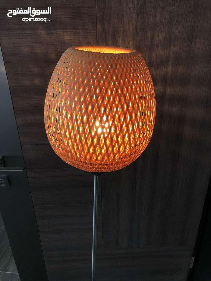 decretive floor lamp