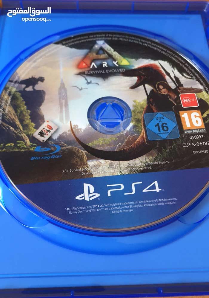 لعبة آرك سرفايفل إيفولفد لجهاز بليستيشن 4 - Ark Survival Evolved PS4