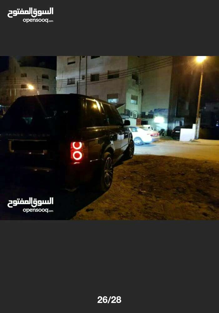 رنج روفر فوج محول 2012  سياره مميزة