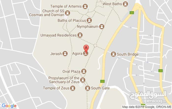 Apartment property for rent Jerash -  directly from the owner