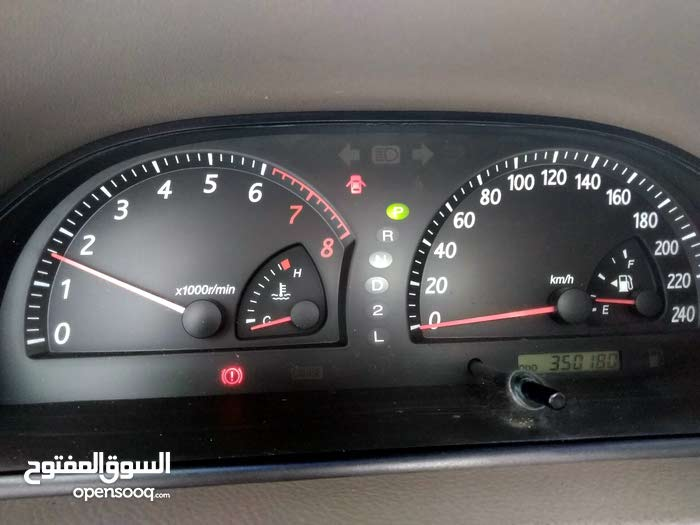 +200,000 km Toyota Camry 2003 for sale
