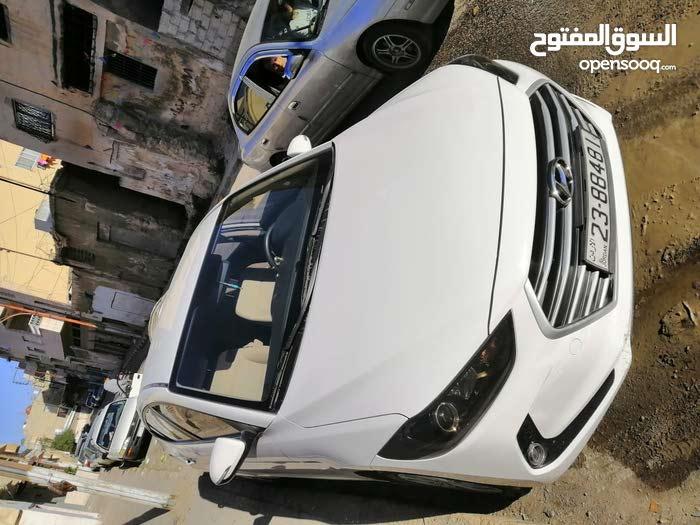 هيونداي إلينترا 2017 للايجار السيارة استعمال شخصي