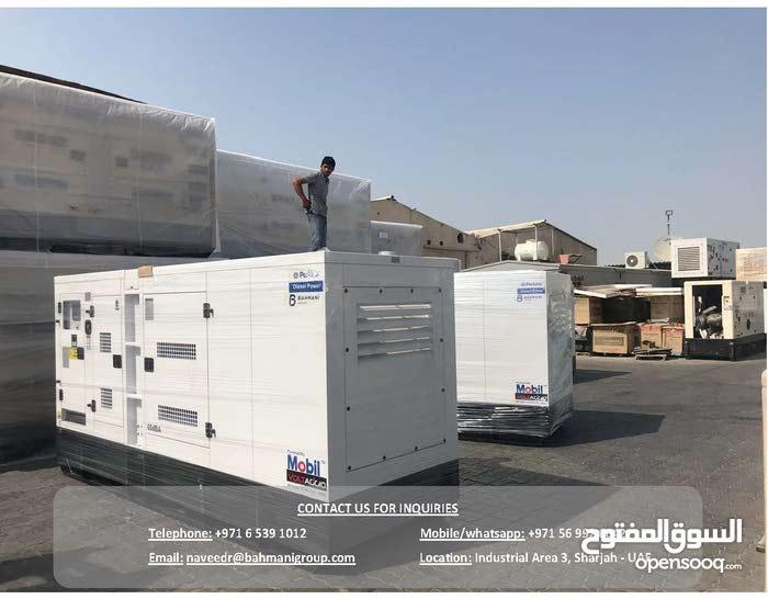 Perkins diesel generators ( made in UK brand)