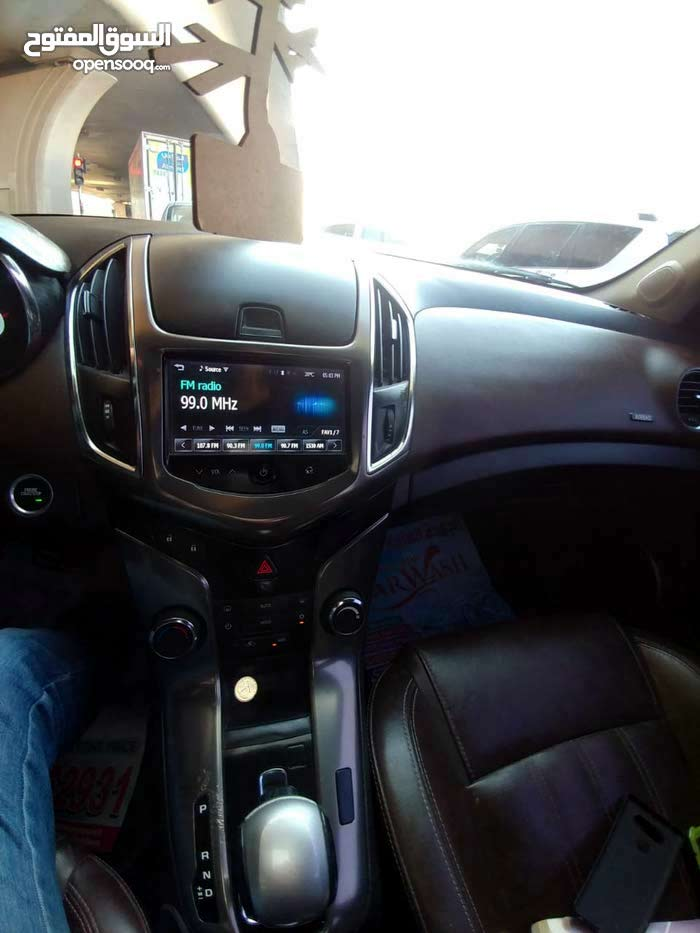 Chevrolet Cruze 2013 for rent per Month