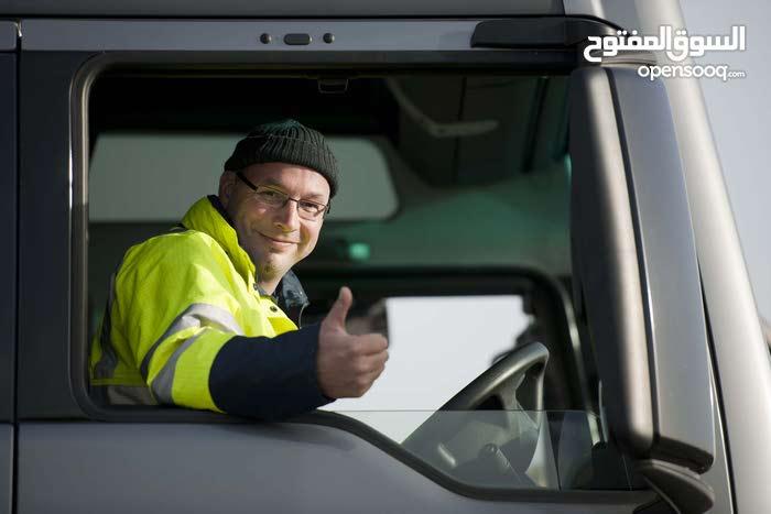 مطلووب سائق رخصه عامًة بمرتب مغري جداً للعمل بالوفرة !!