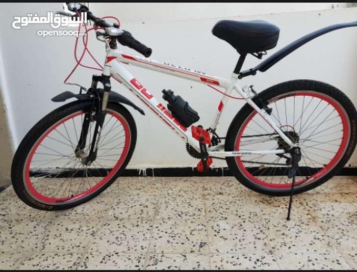 دراجة جبلية (رقم 26) نوع (shimanc) للبيع
