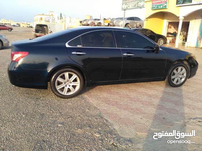 Gasoline Fuel/Power   Lexus ES 2007