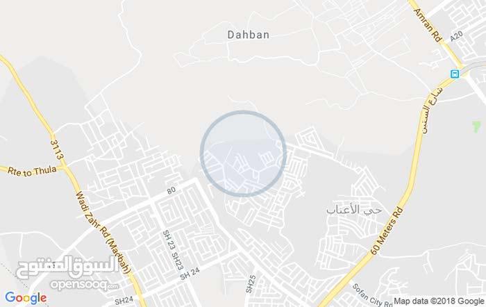 ارض على شارع 16 للبيع في شملان حي الجويه مضمونه 100%