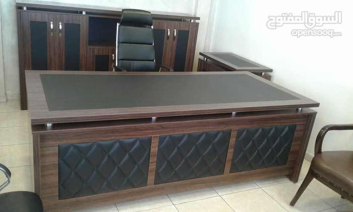 مركز طارق ابوميالة للاثاث المكتبي والمشاريع