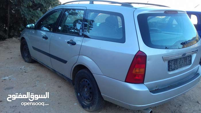 2000 Used Focus with Manual transmission is available for sale