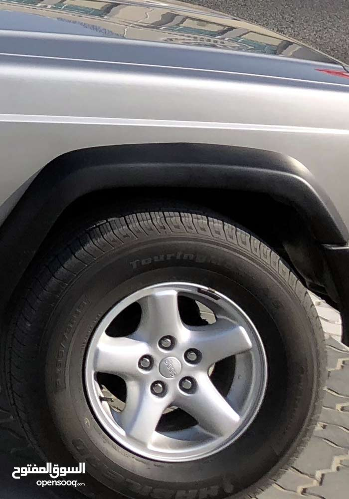 jeep wheels R15 with new tyres