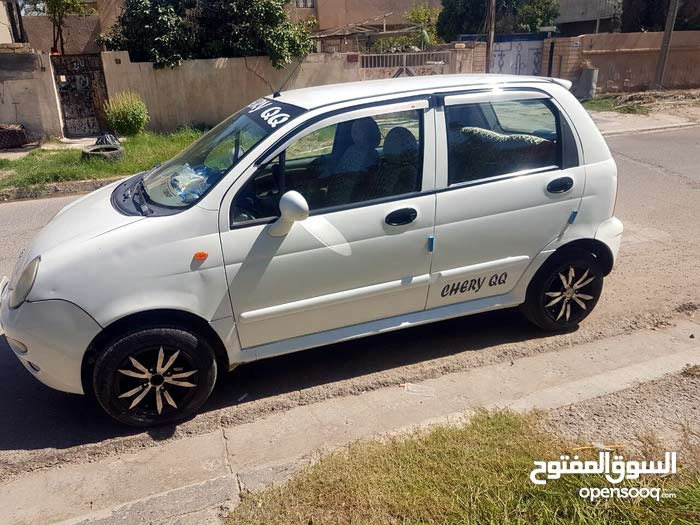 Available for sale! 1 - 9,999 km mileage Chery QQ 2019