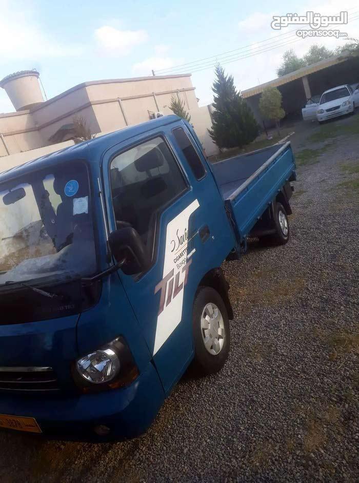 Diesel Fuel/Power   Kia Bongo 2003
