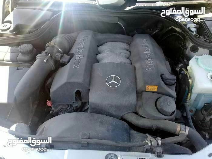Used Mercedes Benz C 240 in Tripoli