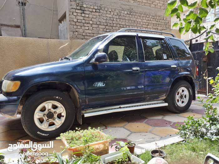 Automatic Blue Kia 1994 for sale