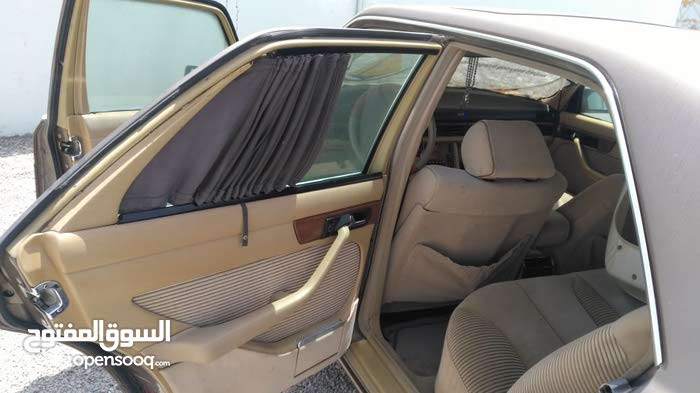 Best price! Mercedes Benz 300 SE 1988 for sale