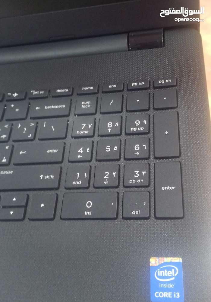 لابتوب core i3 الجيل الخامس جديد بالكرتونة