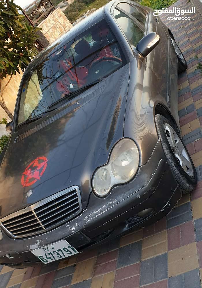 Mercedes Benz c220  ......ماتور 2200 تيربو سولار