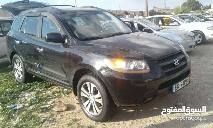 Gasoline Fuel/Power   Hyundai Santa Fe 2008