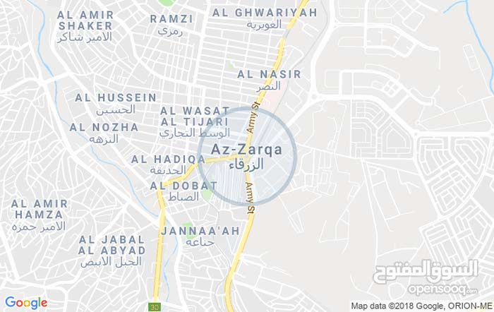 apartment in building 10 - 19 years is for sale Zarqa