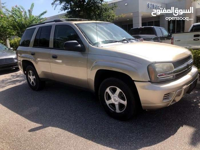 Trailblazer For Sale >> Used Chevrolet Trailblazer For Sale In Amman Al Muqabalain Model 2006
