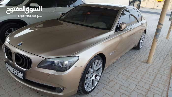 BMW 750LI GCC 2011 NO. 1
